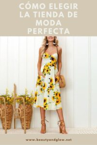 elegir tienda de moda